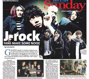 J-Rock Feature Article