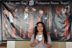 Minor prize winner of the Heaven's Drive single, Jam!