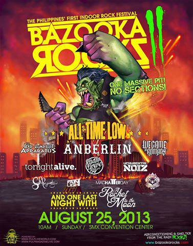[PH/J-Rock] BAZOOKA ROCKS FEST!