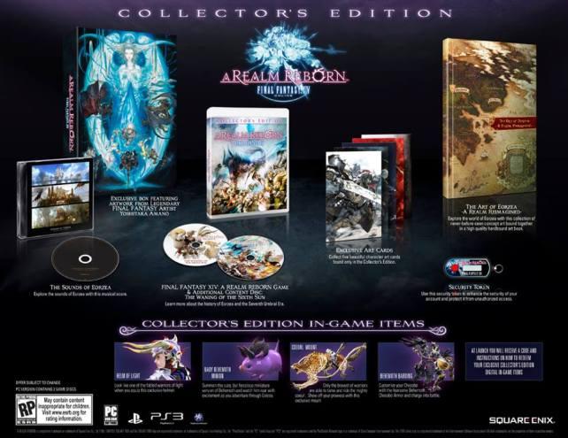 [Game] Final Fantasy XIV Release!