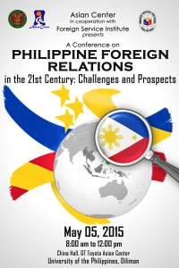 Philipping Foreign Relations in the 21st Century - Challenges and Prospects